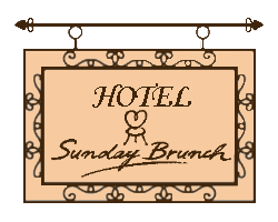 Hotel Sunday Brunch